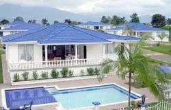 Exteriores. Fuente: Hotel Campestre Palma Verde Fanpage Facebook